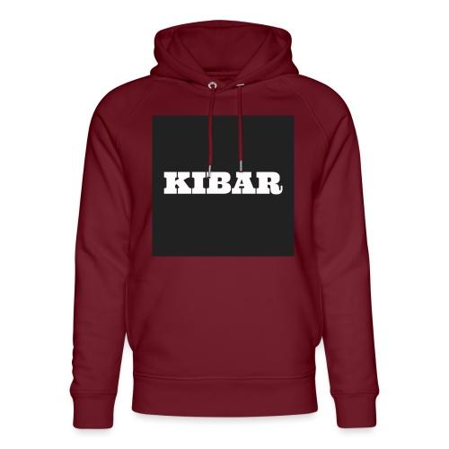 KIBAR - Stanley & Stella unisex hoodie af økologisk bomuld