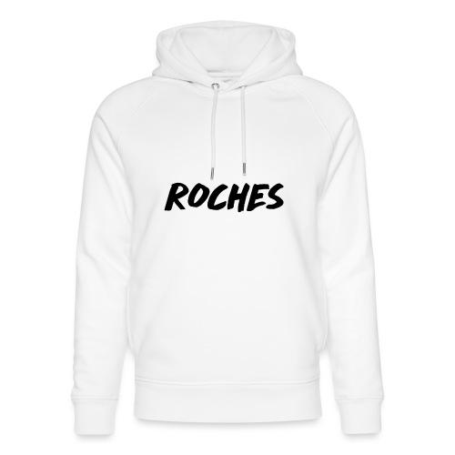 Roches - Unisex Organic Hoodie by Stanley & Stella