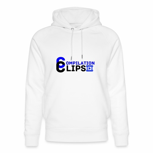 Official CompilationClips - Unisex Organic Hoodie by Stanley & Stella