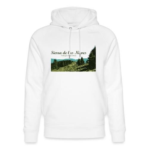 Sierra de las Nieves Parque Nacional - Sudadera con capucha ecológica unisex de Stanley & Stella