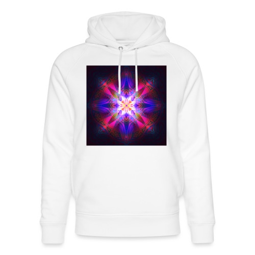 Ornament of Light - Unisex Bio-Hoodie von Stanley & Stella