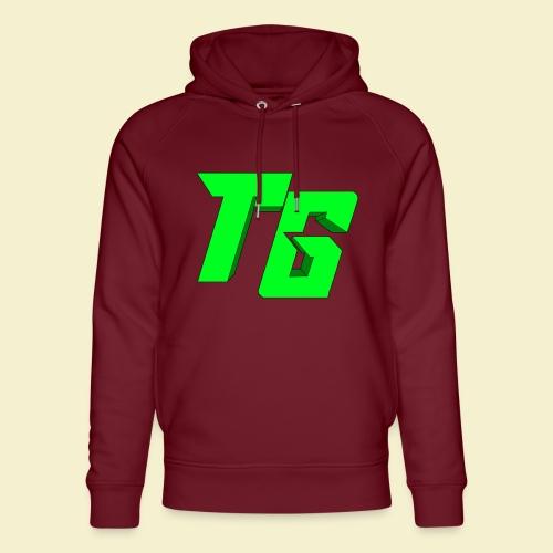 TristanGames logo merchandise [GROOT LOGO] - Uniseks bio-hoodie van Stanley & Stella