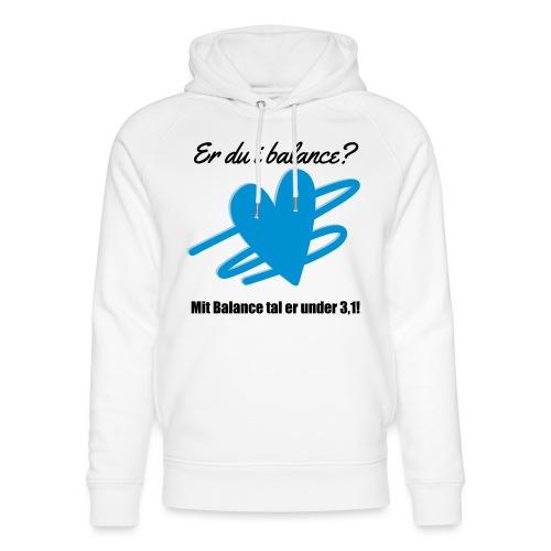I Balance Design - Stanley & Stella unisex hoodie af økologisk bomuld
