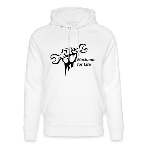 monteur voor het leven - Uniseks bio-hoodie van Stanley & Stella