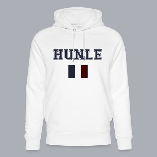 hunle French Collection n°1 - Sweat à capuche bio Stanley & Stella unisexe