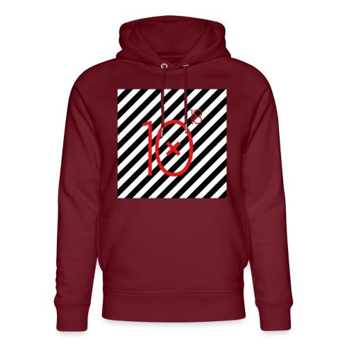 Stripes Hoodie - Ekologiczna bluza z kapturem typu unisex Stanley & Stella