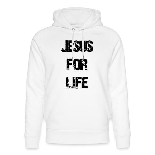 Jesus for life - Sweat à capuche bio Stanley & Stella unisexe