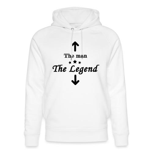 The Legend - Unisex Organic Hoodie by Stanley & Stella