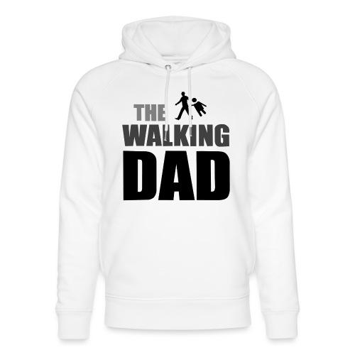 the walking dad auf dem Weg in die lustige Bar - Unisex Bio-Hoodie von Stanley & Stella