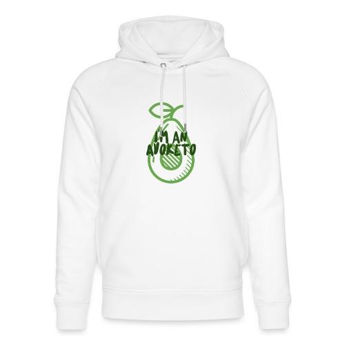 Witziges Keto Shirt Frauen Männer Ketarier Avocado - Unisex Bio-Hoodie von Stanley & Stella