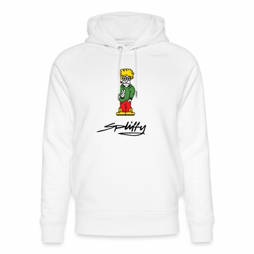 spliffy2 - Unisex Organic Hoodie by Stanley & Stella