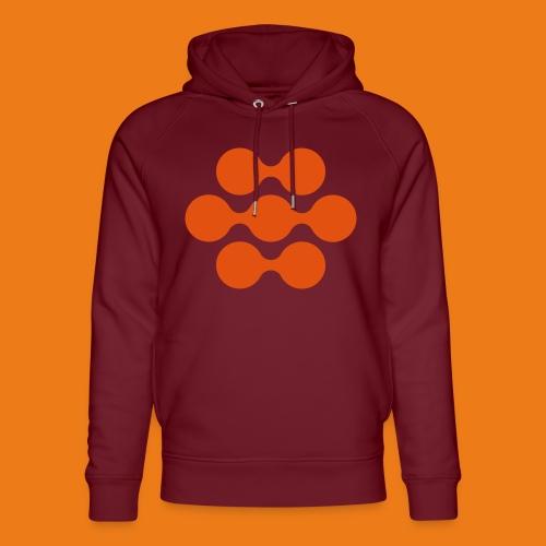 seed madagascar logo squa - Unisex Organic Hoodie by Stanley & Stella
