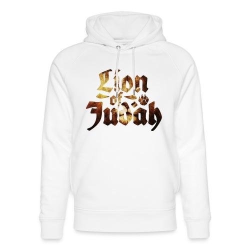 Lion of Judah - Rastafari Paw - Unisex Bio-Hoodie von Stanley & Stella