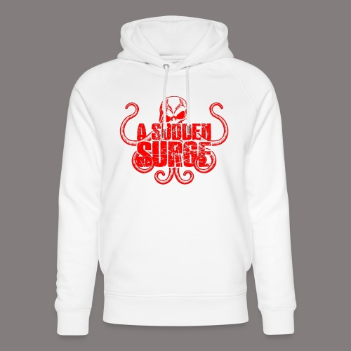 ASS_Logo_red_final - Unisex Bio-Hoodie von Stanley & Stella