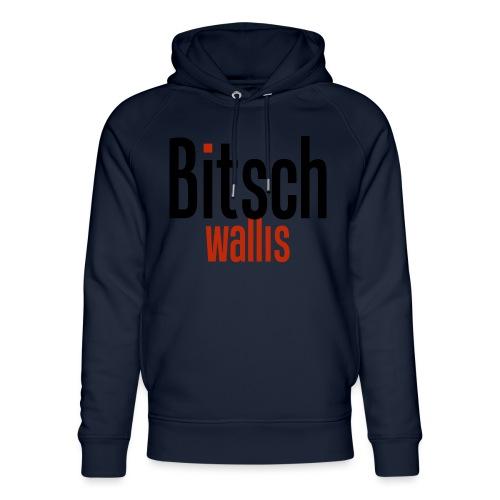bitsch wallis - Unisex Bio-Hoodie von Stanley & Stella