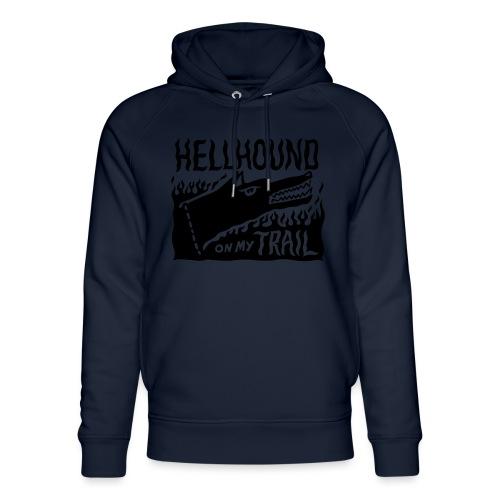 Hellhound on my trail - Unisex Organic Hoodie by Stanley & Stella