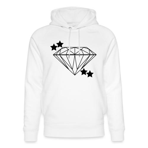 Diamant - Unisex Bio-Hoodie von Stanley & Stella
