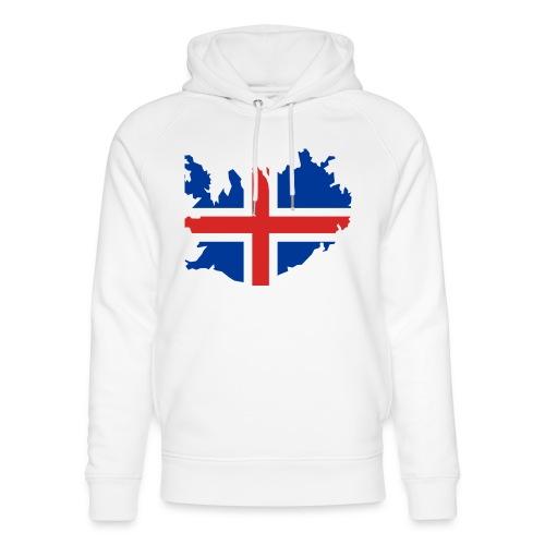 Iceland - Uniseks bio-hoodie van Stanley & Stella