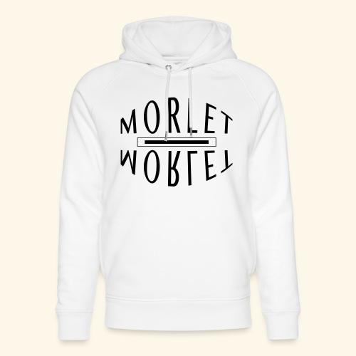 Morlet - Sweat à capuche bio Stanley & Stella unisexe