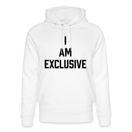 I am Exclusive - Unisex Bio-Hoodie von Stanley & Stella