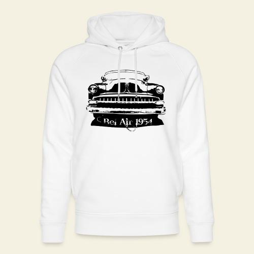bel air 54 - Stanley & Stella unisex hoodie af økologisk bomuld