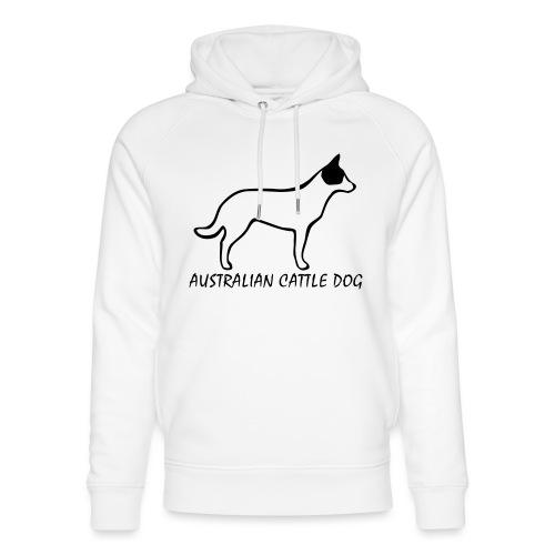 Australian Cattle Dog - Unisex Bio-Hoodie von Stanley & Stella