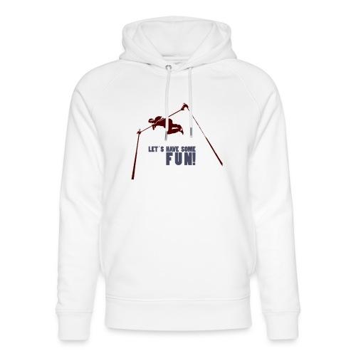 Let s have some FUN - Uniseks bio-hoodie van Stanley & Stella