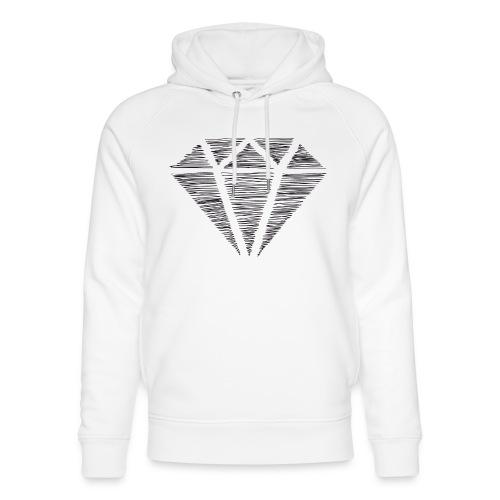 Diamante - Sudadera con capucha ecológica unisex de Stanley & Stella