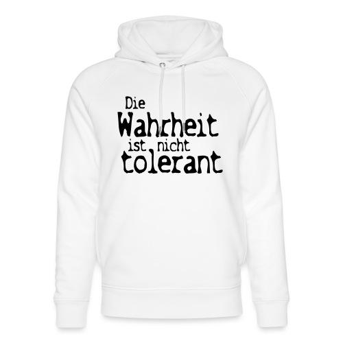 tolerant (JESUS-shirts) - Unisex Bio-Hoodie von Stanley & Stella