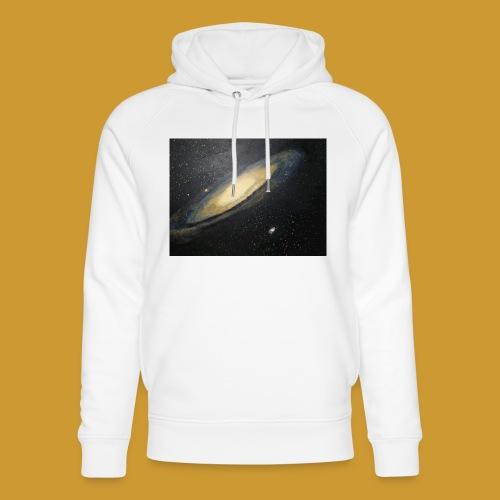 Andromeda - Mark Noble Art - Unisex Organic Hoodie by Stanley & Stella