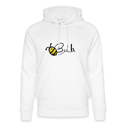 Bee b. Logo - Unisex Organic Hoodie by Stanley & Stella