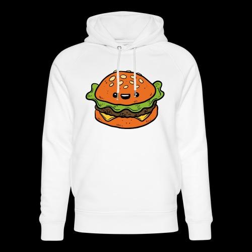 Star Burger - Uniseks bio-hoodie van Stanley & Stella