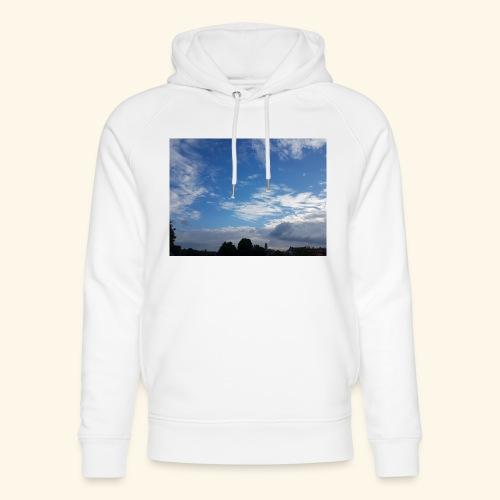 himmlisches Wolkenbild - Unisex Bio-Hoodie von Stanley & Stella