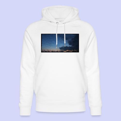 Sunset lovers - Morning tea cup - Stanley & Stella unisex hoodie af økologisk bomuld