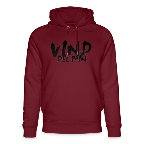 VindDelphin - Unisex Organic Hoodie by Stanley & Stella