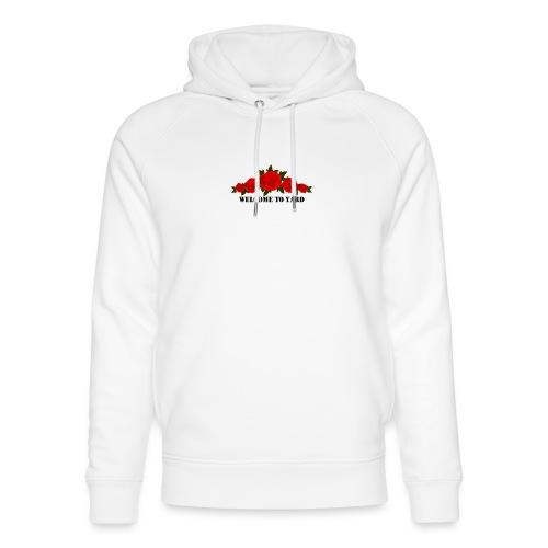 welcome to yard hoodie - Uniseks bio-hoodie van Stanley & Stella