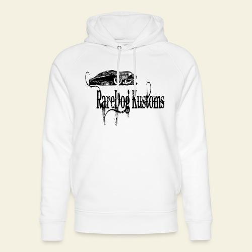 rd kustoms typed - Stanley & Stella unisex hoodie af økologisk bomuld