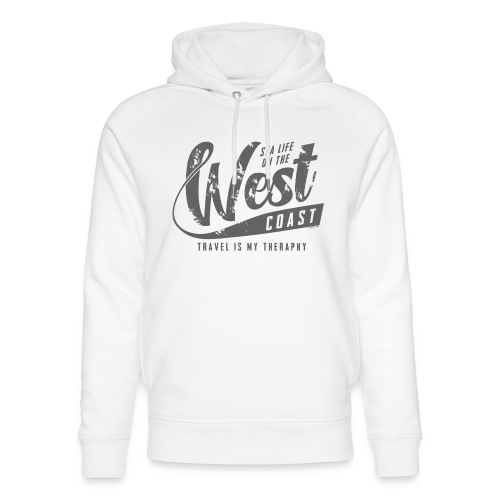 West Coast Sea Surfer Textiles, Gifts, Products - Stanley & Stellan unisex-luomuhuppari