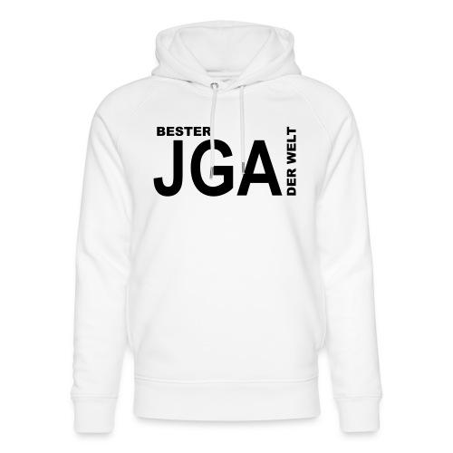 Bester JGA der Welt - Unisex Bio-Hoodie von Stanley & Stella