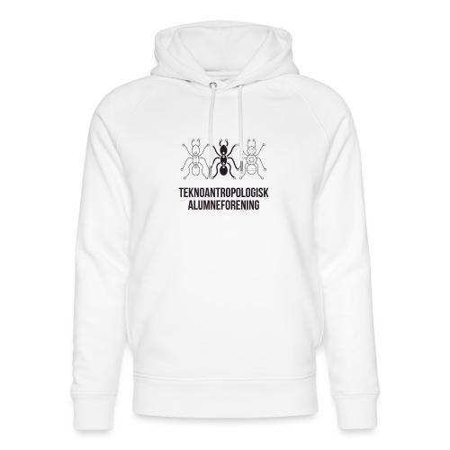 Teknoantropologisk Støtte T-shirt figur syet - Stanley & Stella unisex hoodie af økologisk bomuld