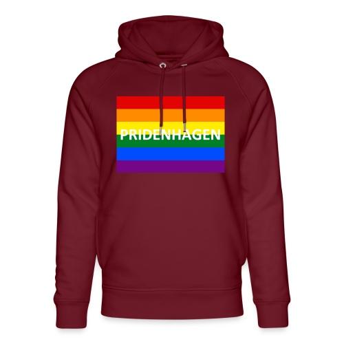 PRIDENHAGEN - Rainbow - Stanley & Stella unisex hoodie af økologisk bomuld