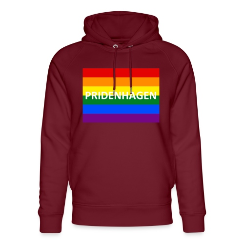 PRIDENHAGEN TANK / M - Stanley & Stella unisex hoodie af økologisk bomuld
