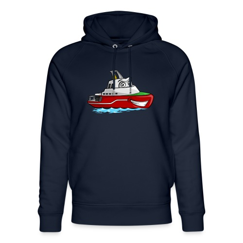 Boaty McBoatface - Unisex Organic Hoodie by Stanley & Stella