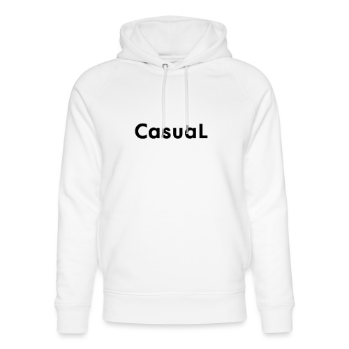casual - Unisex Organic Hoodie by Stanley & Stella