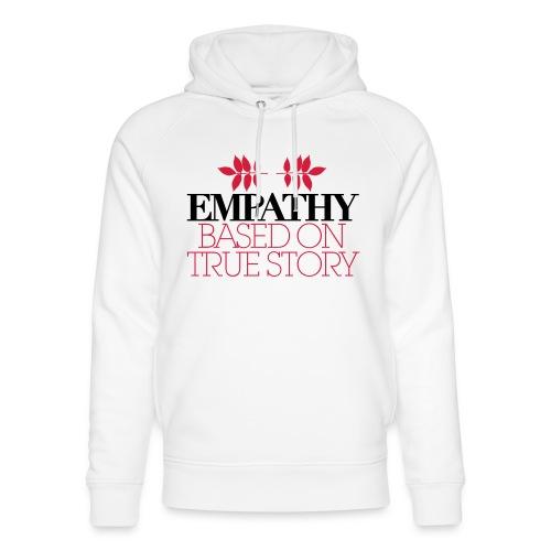 empathy story - Ekologiczna bluza z kapturem typu unisex Stanley & Stella