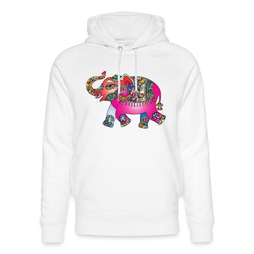 Elefant - Unisex Bio-Hoodie von Stanley & Stella