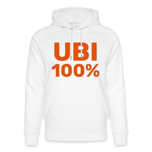 UBI 100% - Unisex Organic Hoodie by Stanley & Stella
