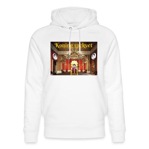 Koning Spekvet - Uniseks bio-hoodie van Stanley & Stella