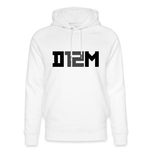 D12M: SHORT BLACK - Uniseks bio-hoodie van Stanley & Stella