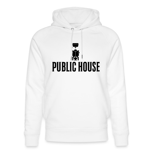 Official Women Shit by Public House - Unisex Organic Hoodie by Stanley & Stella